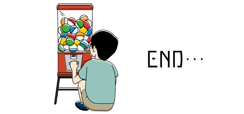 END・・・